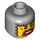 LEGO Viking Warrior Head (Safety Stud) (3626 / 53979)