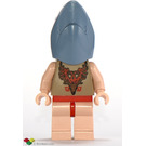 LEGO Viktor Krum in Shark Transformation Minifigure