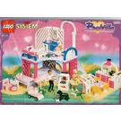 LEGO Villa Belville Set 5895 Instructions