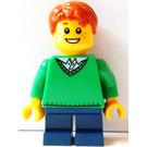LEGO Villy Thomsen Truck Child Minifigure