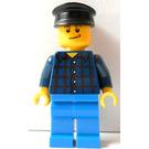 LEGO Villy Thomsen Truck Driver Minifigure