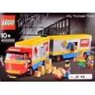 LEGO Villy Thomsen Truck Set 4000008