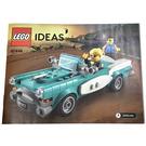 LEGO Vintage Car Set 40448 Instructions