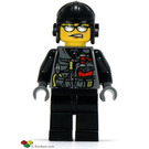 LEGO Viper, with Tool Vest Minifigure