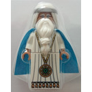 LEGO Vitruvius with Medallion and Black Eyes with Pupils Minifigure