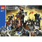 LEGO Vladek's Dark Fortress Set 8877 Instructions