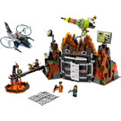 LEGO Volcano Base Set 8637