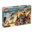 LEGO Volcano Base Set 8637 Packaging