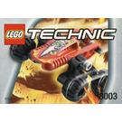 LEGO Volcano Climber Set 8003