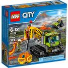 LEGO Volcano Crawler Set 60122 Packaging