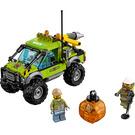 LEGO Volcano Exploration Truck Set 60121