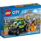 LEGO Volcano Exploration Truck Set 60121 Packaging