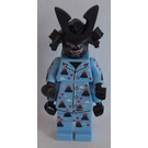 LEGO Volcano garmadon Minifigure