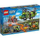 LEGO Volcano Heavy-Lift Helicopter Set 60125 Packaging