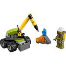 LEGO Volcano Jackhammer Set 30350