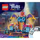 LEGO Volcano Rock City Concert Set 41254 Instructions