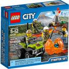LEGO Volcano Starter Set 60120 Packaging