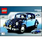 LEGO Volkswagen Beetle Set 10187 Instructions