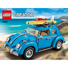 LEGO Volkswagen Beetle Set 10252 Instructions