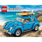 LEGO Volkswagen Beetle Set 10252 Instructions