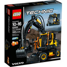 LEGO Volvo EW160E Set 42053 Packaging