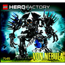 LEGO Von Nebula Set 7145 Instructions
