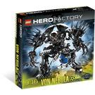 LEGO Von Nebula Set 7145 Packaging