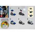 LEGO Vulture Droid Set 30055 Instructions