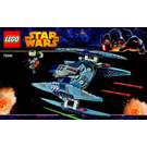 LEGO Vulture Droid Set 75041 Instructions
