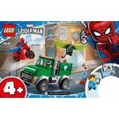 LEGO Vulture's Trucker Robbery Set 76147 Instructions