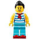 LEGO Waitress Minifigure