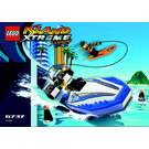 LEGO Wake Rider Set 6737 Instructions