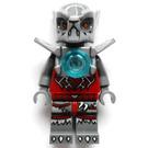 LEGO Wakz with Flat Silver Armor Minifigure