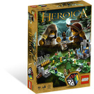 LEGO Waldurk Forest Set 3858