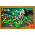 LEGO Waldurk Forest Set 3858 Instructions