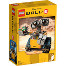 LEGO WALL-E Set 21303 Packaging