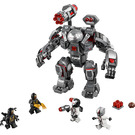 LEGO War Machine Buster Set 76124