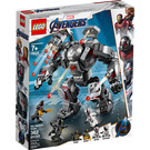 LEGO War Machine Buster Set 76124 Packaging