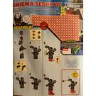 LEGO War Machine Set 242107 Instructions