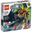 LEGO Warp Stinger Set 70702 Packaging