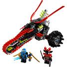 LEGO Warrior Bike Set 70501