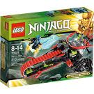 LEGO Warrior Bike Set 70501 Packaging