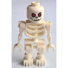 LEGO Warrior Skeleton 2 Minifigure