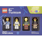 LEGO Warriors minifigure collection (5004422)