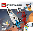 LEGO Watchpoint: Gibraltar Set 75975 Instructions