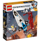 LEGO Watchpoint: Gibraltar Set 75975 Packaging