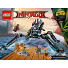 LEGO Water Strider Set 70611 Instructions