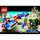 LEGO Watto's Junkyard Set 7186 Instructions