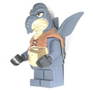 LEGO Watto with Dark Stone Gray Hands Minifigure