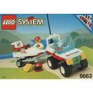 LEGO Wave Rebel Set 6663